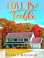 Love is at the Table - Thanksgiving Romance