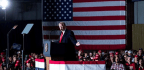 Trump Goes Ahead With His Rally, Toned Down and Tone-Deaf