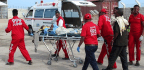 Patients In Wheelbarrows Inspired Him To Start A Free Ambulance Service