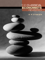 The Classical Economists Revisited