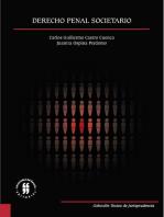 Derecho penal societario
