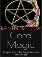 Cord Magic: simple spells for beginners to witchcraft, #2