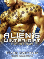 The Alien's Winter Gift