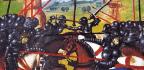 Famous Battle Barnet 1471