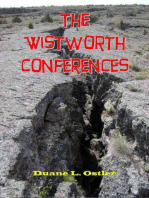 The Wistworth Conferences
