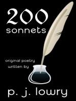 200 Sonnets