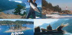 Island Hopping In The Gulf Islands, BC