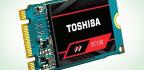 Toshiba RC100 NVMe SSD