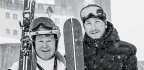 The Art Of Selling Skis