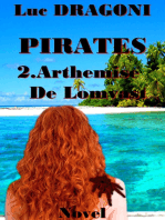 Pirates 2.Arthemise De Lomvast