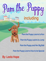 Pam the Puppy Series Four-Book Collection