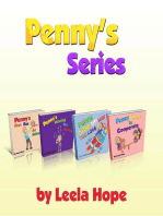 Penny Adventure Book 1-4