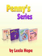 Penny Adventure Book 1-4