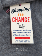 Shopping for Change