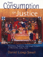 The Consumption of Justice