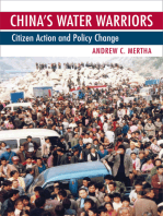 China's Water Warriors: Citizen Action and Policy Change
