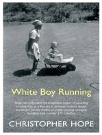 White Boy Running