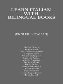 Learn Italian with Bilingual Books: Bilingual Edition (English - Italian)