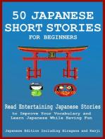50 Japanese Short Stories for Beginners