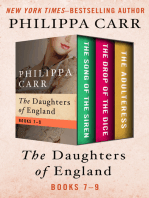 The Daughters of England Books 7–9