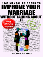 1147 Mental Triggers to Improve Your Marriage Without Talking About It