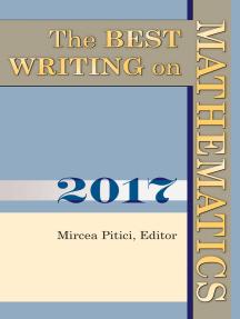 The Best Writing on Mathematics 2017