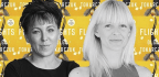 Meet National Book Award Finalists Olga Tokarczuk and Jennifer Croft