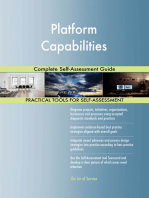 Platform Capabilities Complete Self-Assessment Guide