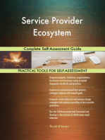 Service Provider Ecosystem Complete Self-Assessment Guide