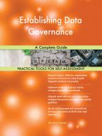 Establishing Data Governance A Complete Guide