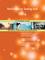 Performance Testing and Tuning A Complete Guide