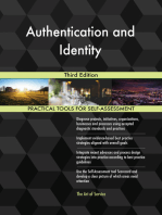 Authentication and Identity Third Edition