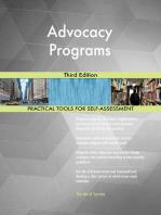 Advocacy Programs Third Edition