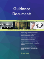 Guidance Documents Second Edition