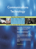 Communications Technology Standard Requirements