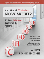 You Are A Christian. Now What?