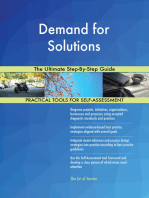 Demand for Solutions The Ultimate Step-By-Step Guide