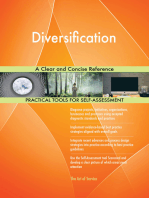 Diversification A Clear and Concise Reference
