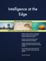 Intelligence at the Edge Standard Requirements
