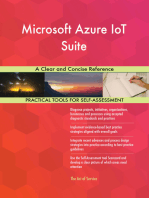 Microsoft Azure IoT Suite A Clear and Concise Reference