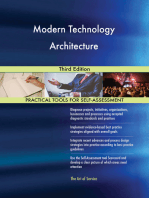 Modern Technology Architecture Third Edition