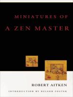 Miniatures of a Zen Master