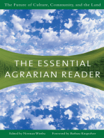 The Essential Agrarian Reader