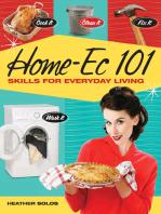 Home-Ec 101