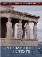Greek Mythology in Texts