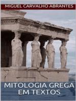 Mitologia Grega em Textos