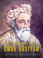 The Analects of Omar Khayyam