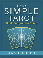 The Simple Tarot Deck Companion Guidebook