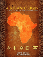 African Origin : Found in Religion and Freemasonry