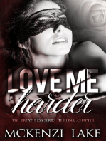 Love Me Harder - The Breathless Series - The Final Chapter